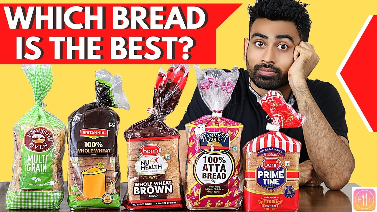30 Breads in India Ranked from Worst to Best