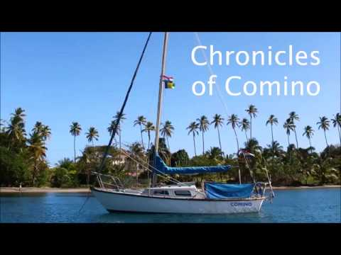 Panama Canal Transit, Sailing Comino 37