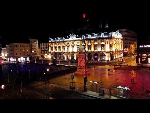 Place De Jaude /Jaude Square / Plaza Jaude, Clermont-Ferrand - City center / Centre ville, France