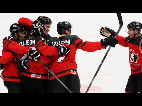Channel One Cup Roster a Hint to 2018 Team Canada? | Rob's Dream Job, Ep.5