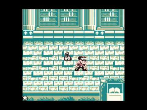 Longplay Hudson Hawk (Game Boy)