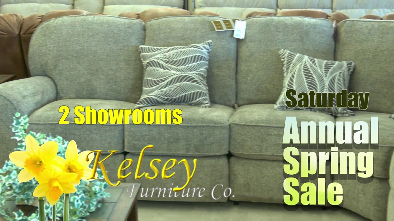 Kelsey Furniture Spring Sale 2018