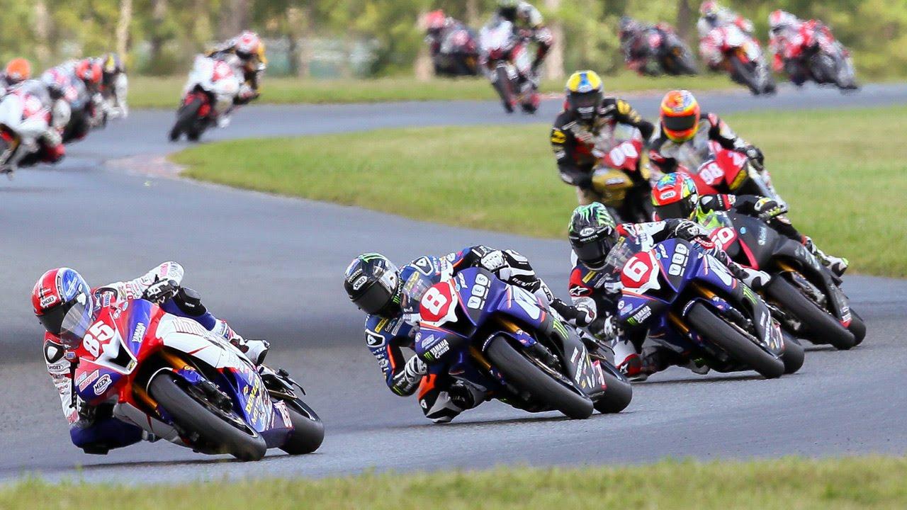 gopro daytona sportbike race two new jersey motorsports park