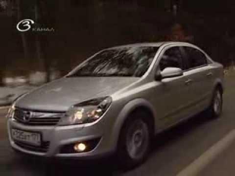 Обзор Opel Astra sedan. Тест драйв Опель Астра