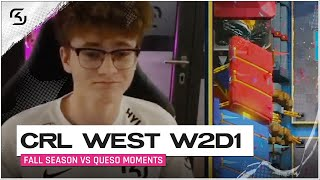 CRL West Fall Season 2020 Week 2 Day 1 | SK Gaming vs Queso | Mo