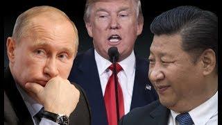 Мир на пороге Большой войны. США, Россия, Китай в Большой Игре. Starvision.