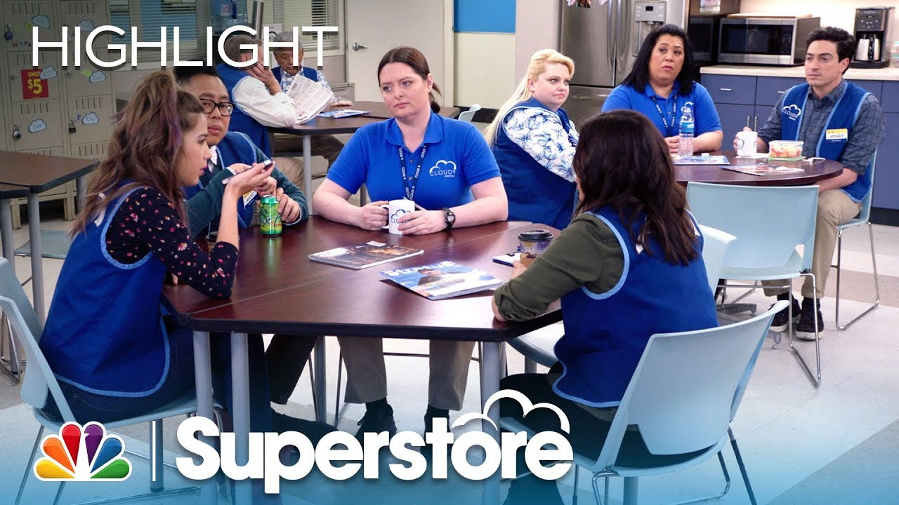 Download Superstore - Boy Troubles for Amy (Episode Highlight)
