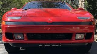 Mitsubishi 3000GT VR4 Active A…