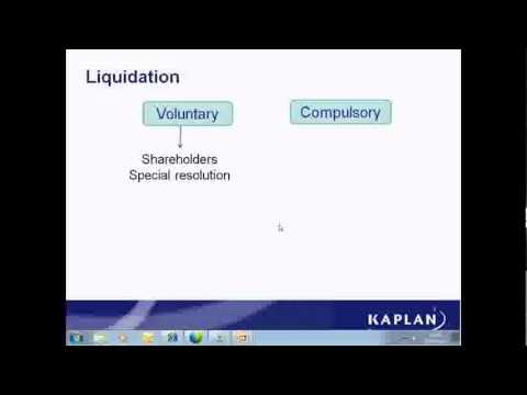 Insolvency Masterclass by Kaplan