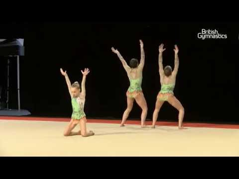 ACRO Women 12-18 Group - Acrobay GC - SILVER