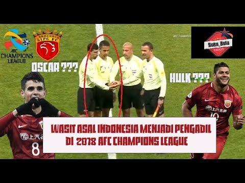 Wow !!! Wasit terbaik Indonesia, Thoriq Alkatiri tampil di AFC Champions League 2018