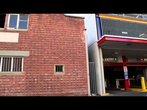 Parkour in Adelaide