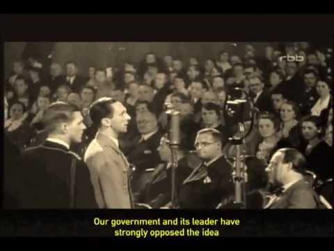 Wilhelm Rode: Interview, rehearsal, performance - Deutsches Opernhaus 1935-1938
