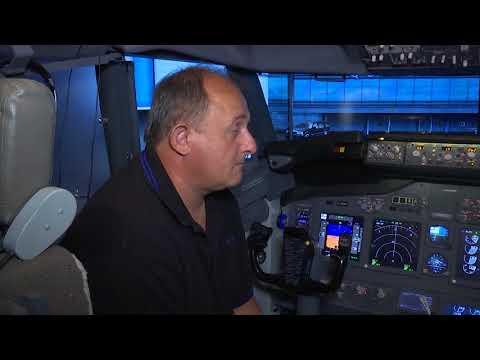 Un simulateur de vol à Sainte-Anne-de-Beaupré thumbnail