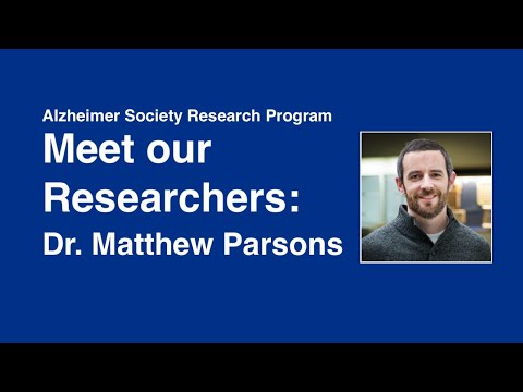 Meet the Researchers: Matt Parsons, Memorial University