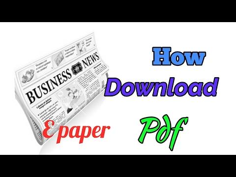 Tamil E Paper Download PDF Single File