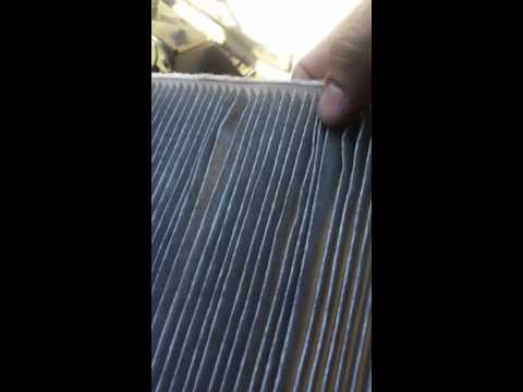 2005 International 4300 dt466 air conditioner