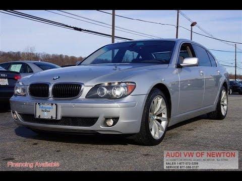 BMW Series IL Long Wheel Base YouTube - 2008 bmw 750il