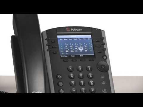 Polycom VVX 300/310/400/410 Video Datasheet - YouTube