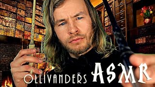 Ollivanders Wand Shop ✭ASMR ✮✰⭐ with the Rude Englis...