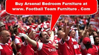 Arsenal Bedroom Furniture