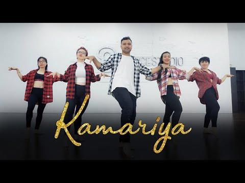 Kamariya | Jackky Bhagnani, Kritika Kamra, Darshan Raval, Lijo - DJ Chetas, Ikka | SK Choreography