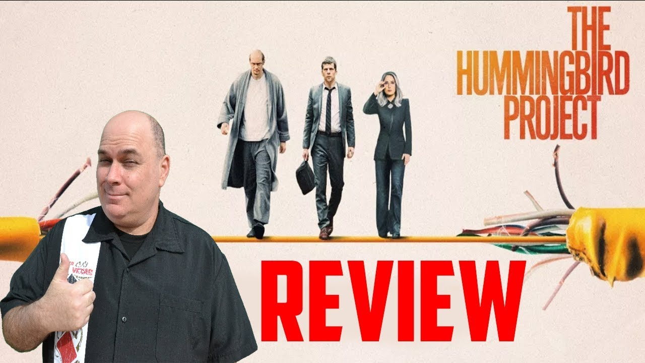 The Hummingbird Project - Movie Review