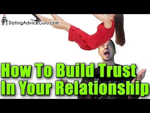 Methods of building trust based relationships dating