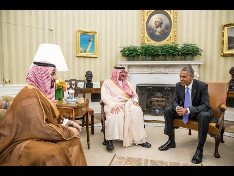 The President Welcomes  the Gulf Cooperation Council