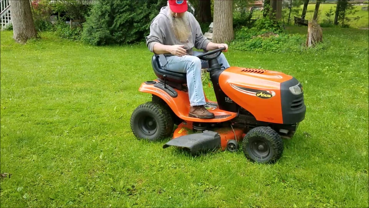 Ariens 42 Automatic Lawn And Garden Tractor