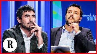 "Sea-Watch, Fratoianni (Leu): ""Salvini rosica e vergognati"". Vicepremier: ""Sporca manovra politica"""