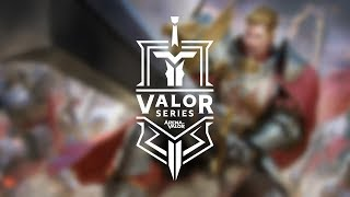 competitivo arena of valor