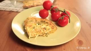 Диетический куриный пирог | Простой и быстрый рецепт куриного пирога