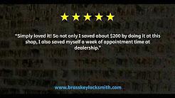 Brass Key Locksmith - REVIEW
