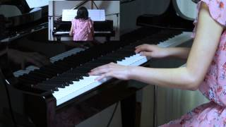Che'Nelle Happiness piano、 2015年4月23日 録画 2019/02/26 KOMCA_CS ...