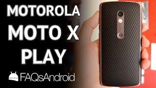 Motorola Moto X Play: análisis en español