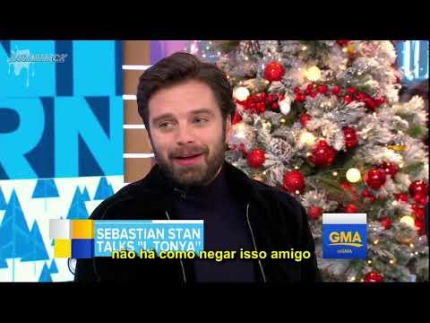 Entrevista Mark Hamill e Sebastian Stan e a semelhança entre os dois....