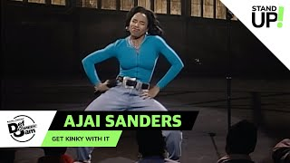 Ajai Sanders Has Nicknames For Her Body Parts | Def Comedy Jam | Laugh Out Loud Network