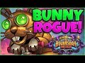 Bunny Rogue - This is The Most Fun I've Had in Hearthstone! - Pogo-Hoppers Better Than Jades!