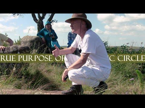 True Purpose of Megalithic Circle – Adam's Calendar of South