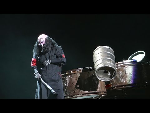Slipknot LIVE Duality - Quebec City, Canada 2016