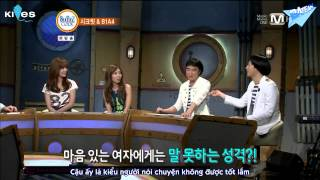 vietsub 130603 beatles code 2 ep 64 b1a4 secret 3 4