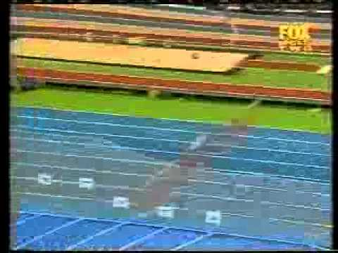 2001 IAAF World Indoor Championships Mens shot put Final