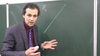 видео Фрагмент урока геометрии в 7 классе