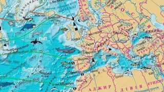 Атлантический Океан   климат  животный мир и современное состояние Атлантического океана