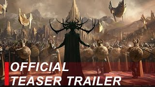 Thor: Ragnarok | Official Teaser Trailer #1 | English