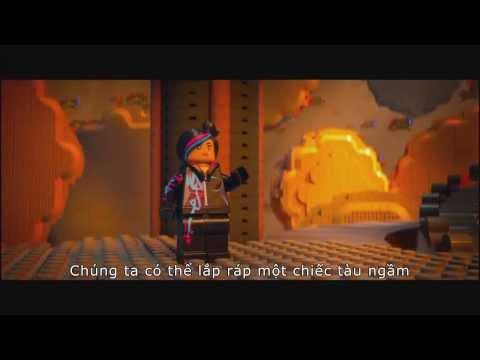 Khi Batman hành động - Bộ phim LEGO khởi chiếu 21-2-2014