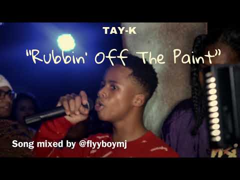 Tay-K - Rubbin' Off The Paint *REMIX* (The Race) #FREETAYK