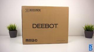 ECOVACS DEEBOT N79S Unboxing & Inbetriebnahme mit Alexa! – touchbenny