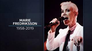 Marie Fredriksson passes away (1958 - 2019) (Sweden) - ITV News - 10th December 2019